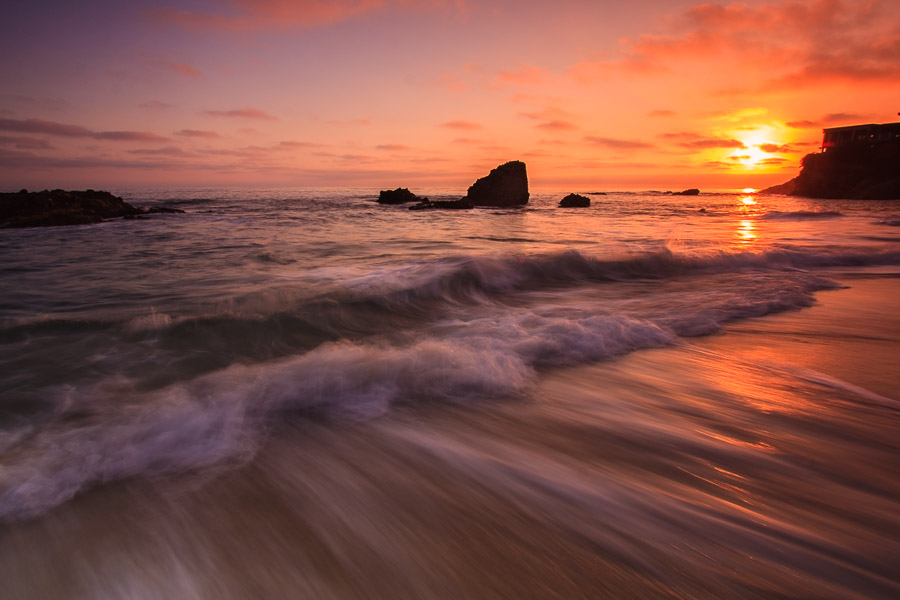 Wood's Cove, Laguna Beach