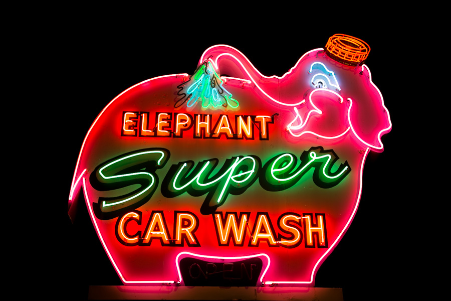 Elephant Super Car Wash | Seattle, Washington