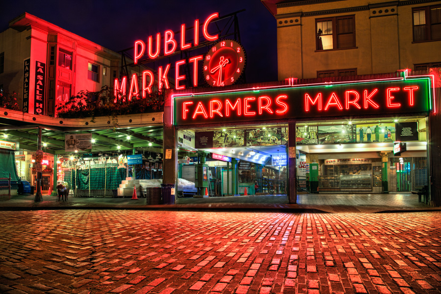 Pike Place Market | Seattle, Washington