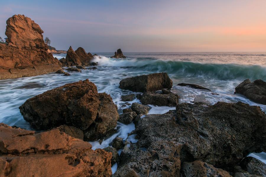 Swells   Corona Del Mar, California