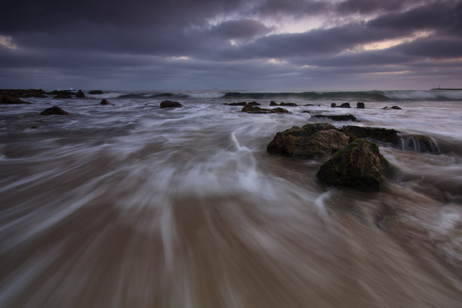 Swept Away - Corona Del Mar, California