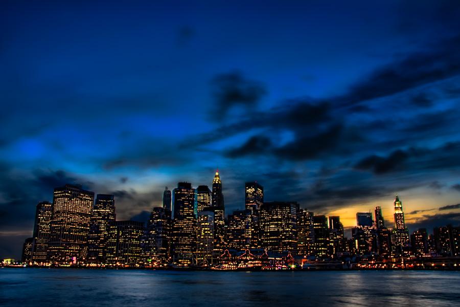 Fulton Landing | Manhattan, New York
