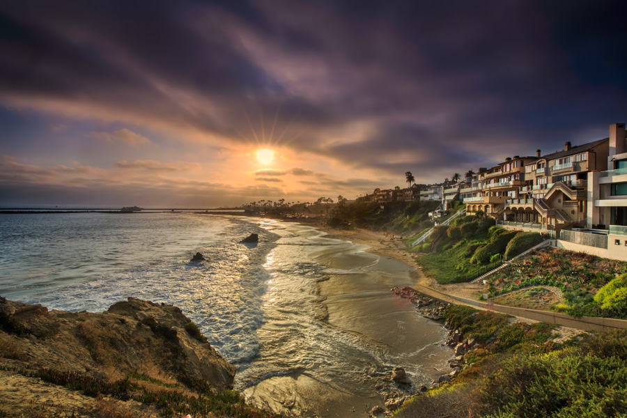 Inspiration Point | Corona Del Mar, California