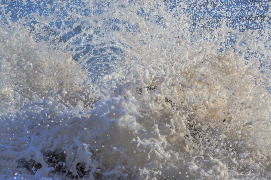 Ocean Fragments | Newport Beach, Ca